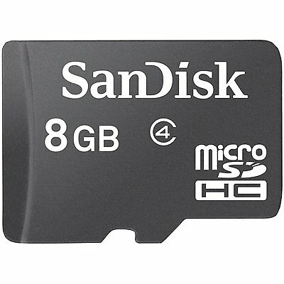 NEW 8GB SDHC SD Memory Card For Canon Powershot ELPH 510,530 HS Digital Camera