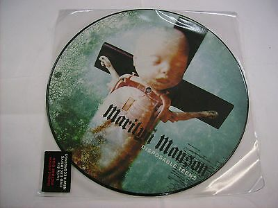 "Marilyn Manson - Disposable Teens - 12"" Picture Disc 2000 Brand New"