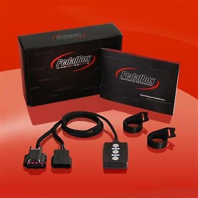 DTE-Systems Gaspedal Tuning Chevrolet Captiva 10423734 Pedalbox