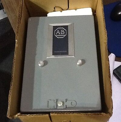 Allen Bradley 709-CJD (ENCLOSURE ONLY) AC Automatic Starter (New In Box)