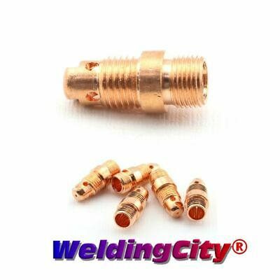 "for 17//18//26 .040/"" WeldingCity 2-pk TIG Welding Torch STUBBY Gas Lens 4GL40"
