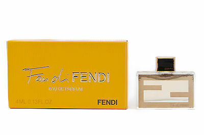 FENDI FAN DI FENDI miniature fragrance/mini perfume EDP 4ml