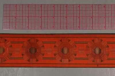 "2-5/8"" Collectible Masterpiece Marquetry Banding by Buffard Freres (Inlay-310)"