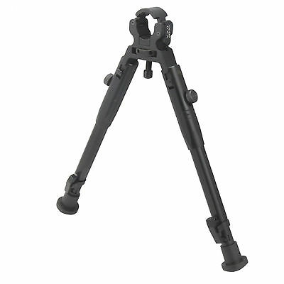 CCOP Tactical Hunting Clamp-On Rifle Fully Adjustable Bipod Stabilizer BP-39AM
