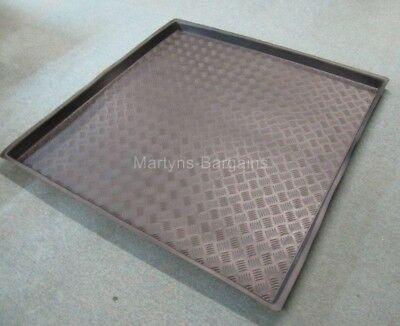 1m x 1m Flexible Tray, Ideal for Grow Rooms. Fits where other trays can't.