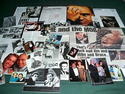 Danny Devito  - Film Star  - Clippings -Cuttings Pack