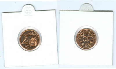 Portugal  2 Cent 2002 PP