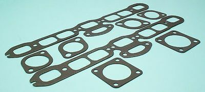 Cadillac/LaSalle 322 346 Intake+Exhaust Manifold Gaskets BEST 1937-1948