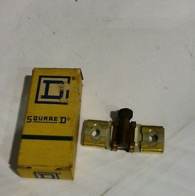 Used Square D Overload Relay Heater Element Warranty B2.10