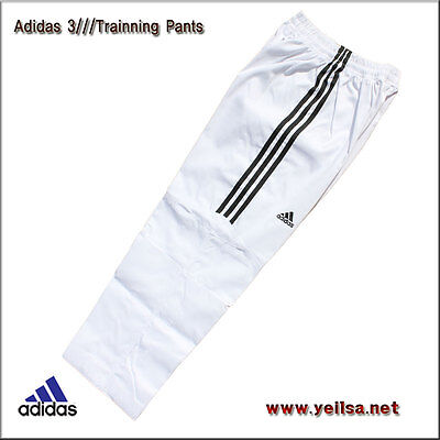 Adidas Taekwondo 3-Stripe Dobok Pants/KARATETO/martial arts/Tranning Pants