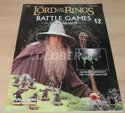 LORD OF THE RINGS Battle Games in Middle-earth Magazine Issue 12