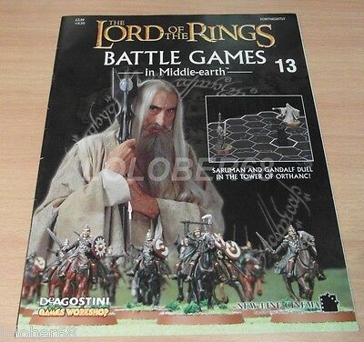 LORD OF THE RINGS Battle Games in Middle-earth Magazine Issue 13