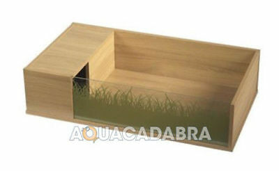 Vivexotic Viva Tortoise Oak Table Extension Or Table Reptile Housing Home