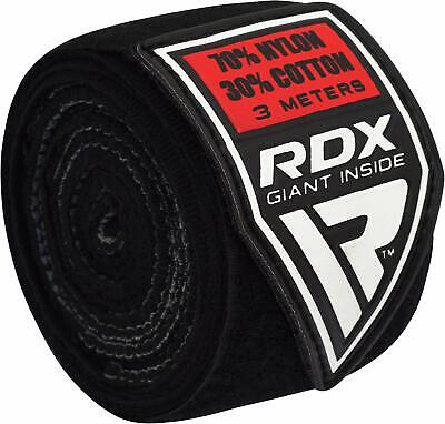 RDX Hand Wraps Bandages Gloves MMA Boxing Mexican Punch Bag Muay Thai Inner Fist