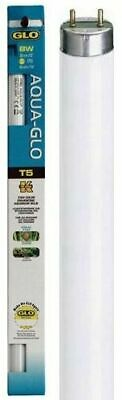 Hagen Aquaglo T8 Fluorescent Light Bulb Tube Fish Tank Aquarium Lighting