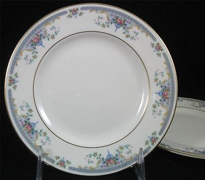Royal Doulton JULIET 2 Bread Plates Fine English Bone China H5077 GREAT COND