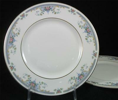 Royal Doulton JULIET 2 Salad Plates Fine English Bone China H5077 GREAT COND
