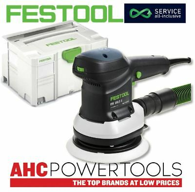 Festool Eccentric Sander ETS 150/3 EQ-Plus GB 240v -  571901