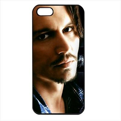 One and Only Johnny Depp Collectible Rare Photo iPhone 5 & 4/S Seamless Case