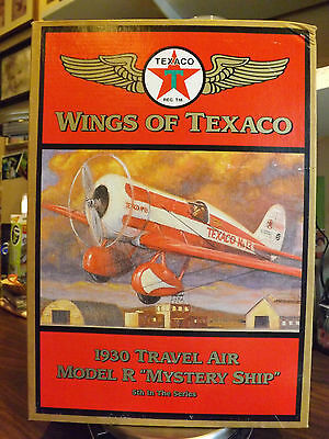 "Texaco ""Wings Of Texaco""1930 Travel Air Model R ""Mystery Ship"" 5th in the series"