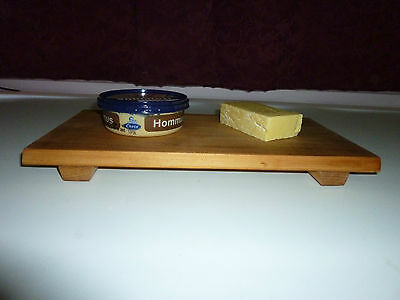 Cheese and biscuit Platter - Recycled Timber - Great gift