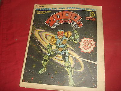 2000 A.D. Prog 164  Weekly Comic  10 May 1980 - Judge Dredd