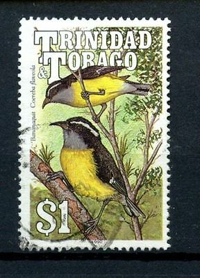 Trinidad & Tobago 1990 SG#791 $1 Birds USed #A25720