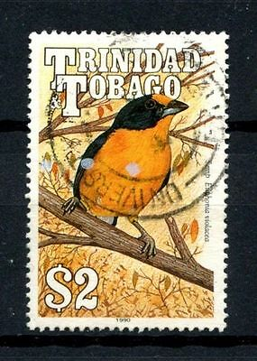 Trinidad & Tobago 1990 SG#792 $2 Birds Used #A25725
