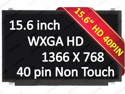 "NEW 15.6"" WXGA LAPTOP LED LCD SCREEN PANEL FOR B156XW04 V.0"