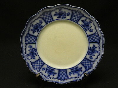 "Rare Grindley Melbourne Flow Blue LUNCH PLATE ~ 8 7/8"" H"