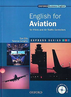 Oxford Business English Express Series ENGLISH FOR AVIATION with MultiROM @NEW@