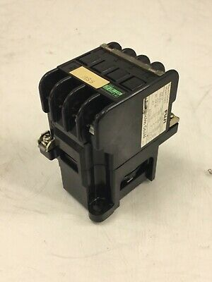 3a1b FMC-0 // FMC-O Fuji Electric Magnetic Contactor Used 110V Coil 18A