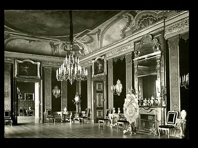 Dresden, Former Royal castle, small Throne Room, Unused Postcard #C2412