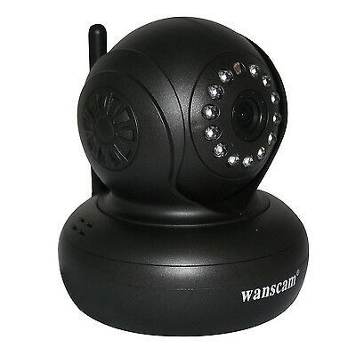 Official Wanscam Wireless Security IP Camera Baby/Pet/Home Monitor WiFi Cam CCTV