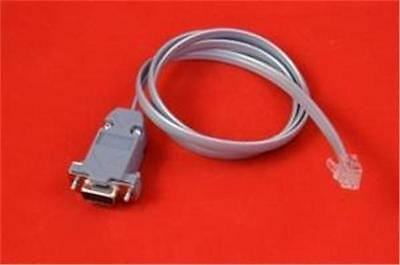 Plc Directlogic Programming Cable D3-Dscbl-1 Db9 Rj11 4P4C Rs232C Dl340 Custom