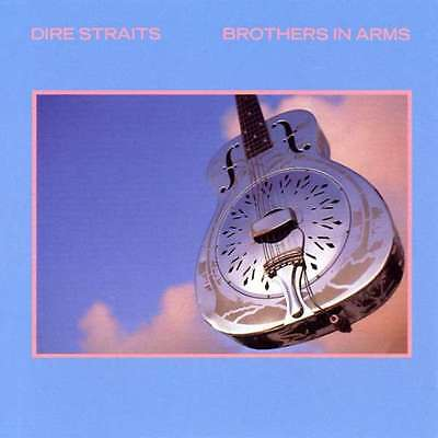 Cd*dire Straits**brothers In Arms***nagelneu & Ovp!!