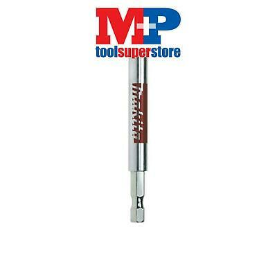 "Makita P-51982 Magnetic Screwdriver Bit Holder 1/4"" Hex 75Mm For Pozi & Ph Bits"