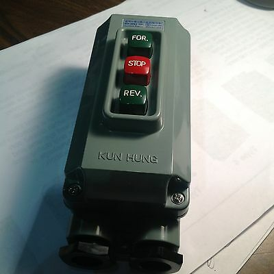Koino KH-3063 Power Push Button Switch  3Phase 380Vac 20A