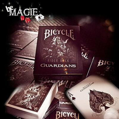 Jeu GUARDIANS Bicycle - poker - magie - carte