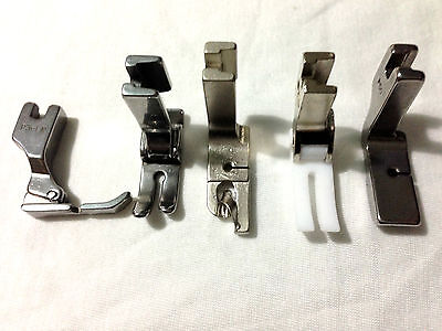INDUSTRIA SEWING MACHINE FOOTS BROTHER SINGER TOYOTA etc