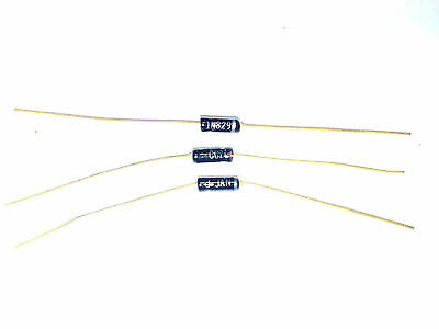 NOS CCZL JAN 1N829 Temp-Compensated 6.2V Zener Diode Gold Leads DO-35