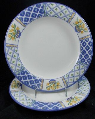 Royal Doulton MARISOL 2 Dinner Plates TC1212 GREAT CONDITION