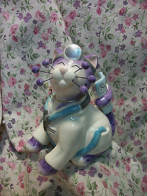 WHIMSICLAY DR. BELL CATWELL CAT 13095