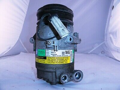 93190812 GQ2 WK Corsa D 2007-ON Air Conditioning Compressor Denso 55701200