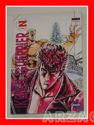KEN IL GUERRIERO 26 Granata Press 1993 Z COMPACT Horuto no Ken