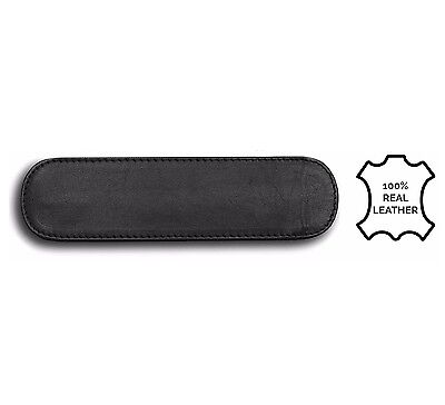 Lamy Safari Leather Single Pen Pouch [Black]