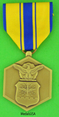 Air Force Commendation Medal -Full size made in the USA - USM048