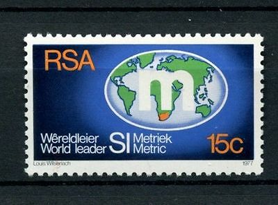South Africa 1977 SG#436 Metrication MNH #A27811