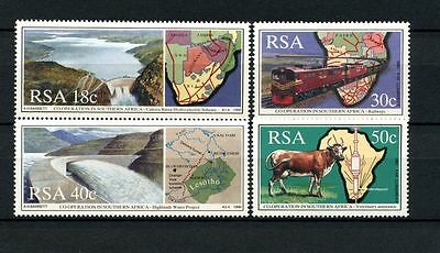 South Africa 1990 SG#700-3 Co-Operation In SA MNH Set #A27901
