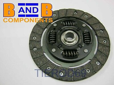 Vw Golf Mk1 Mk2 Cabriolet Scirocco 1.6  Clutch Centre Plate Friction Disc A110
